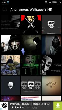 Anonymous Wallpapers HD poster