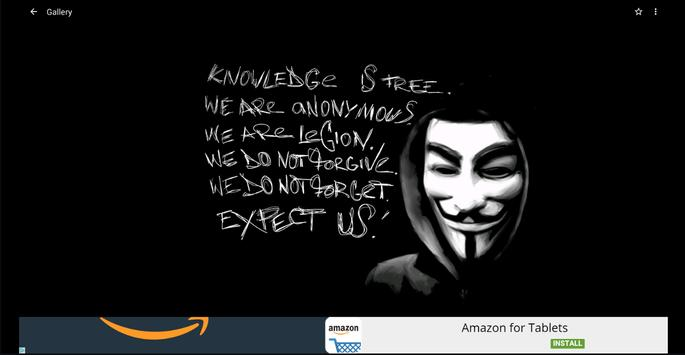 Anonymous Wallpapers HD screenshot 8