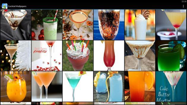 Cocktail Wallpapers screenshot 5