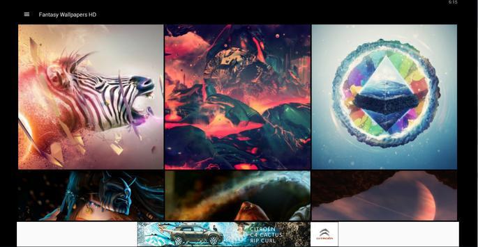 Fantasy Wallpapers HD screenshot 5