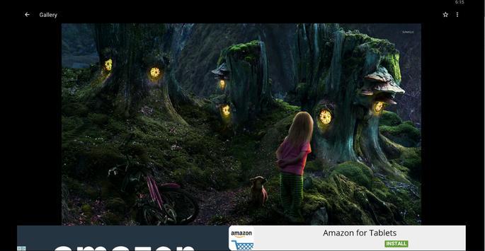 Fantasy Wallpapers HD screenshot 9