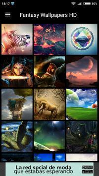 Fantasy Wallpapers HD poster
