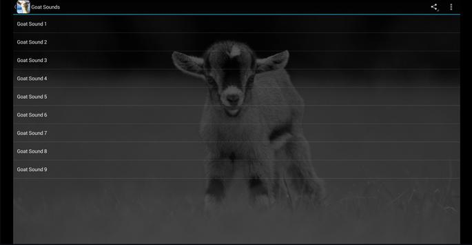 Goat Sounds screenshot 5