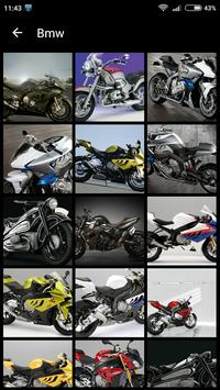 Motorcycles Wallpapers HD screenshot 1