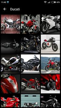 Motorcycles Wallpapers HD screenshot 2