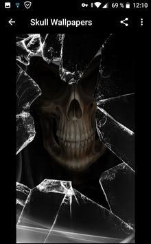 Skull Wallpapers screenshot 1