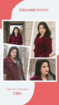 Photo Frames Free: Collage Maker - Pikcher Editor screenshot 1