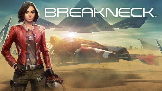 Breakneck Plakat