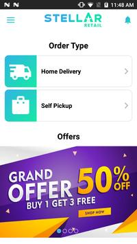Stellar Retail App screenshot 1