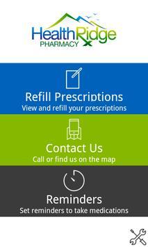 Health Ridge Pharmacy poster