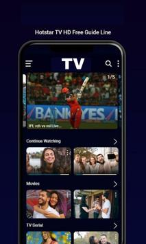 Thop TV Live - Thop TV Cricket - Thop TV Show Tips स्क्रीनशॉट 3