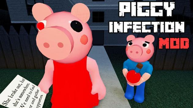 Piggy Infection Mods poster
