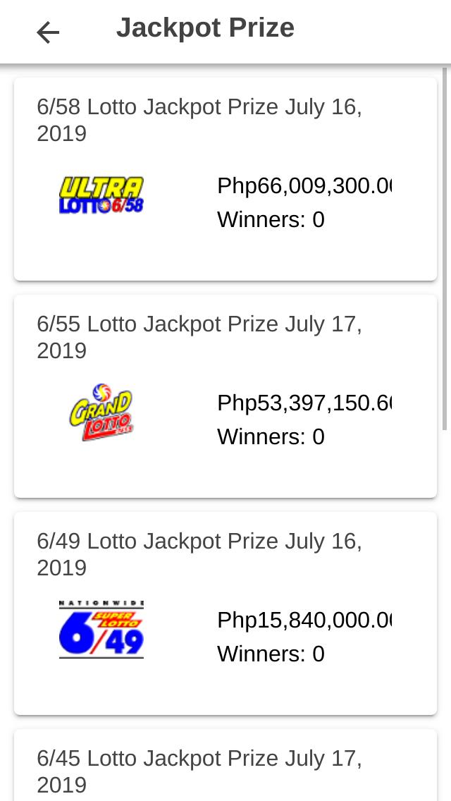 Live PCSO Lotto Results & Swertres Hearing for Android - APK Download