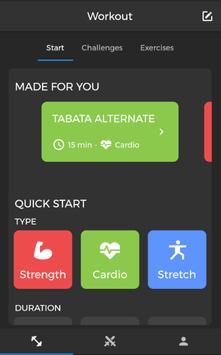 Energy Workout ảnh chụp màn hình 8