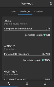 Energy Workout ảnh chụp màn hình 3