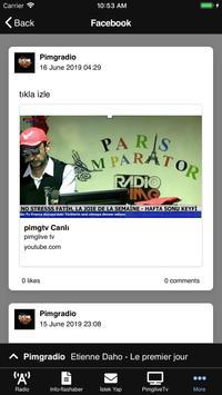 Pimgradio screenshot 1