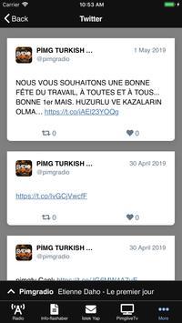 Pimgradio screenshot 2