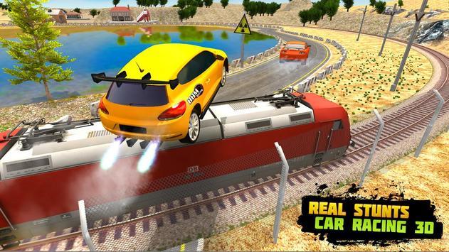 Car vs Train: High Speed Racing Game 截图 2