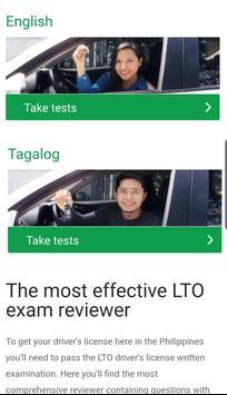 Pinoy Driver screenshot 1