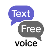 Text Free: WiFi Calling App 🆓 ícone