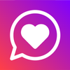 LOVELY – Coquetea, chatea, sal en citas, gratis icono