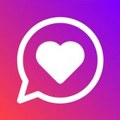 ikon LOVELY – temukan cinta