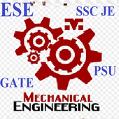 Mechanical Engineering (GATE, RRB JE, SSC, ESE,) 图标