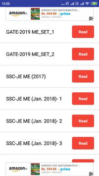 Mechanical Engineering (GATE, RRB JE, SSC, ESE,) 截图 8