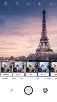 复古相机-Polo Image、最佳照片编辑器、实时相机、Duotone、巴黎、粉红、婚礼 海报