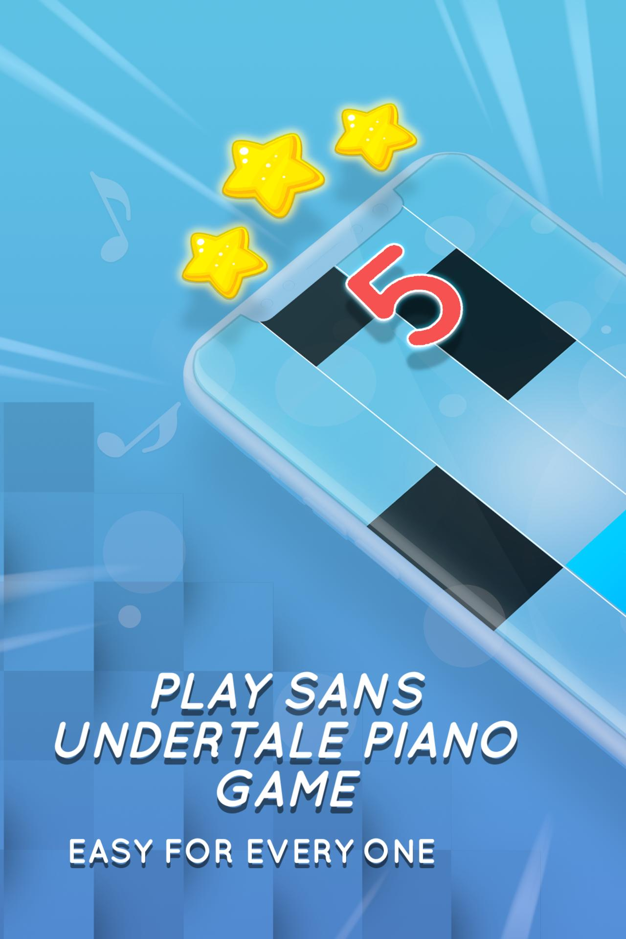 Sans Undertale - Megalovania Piano Tiles 2019 for Android - APK Download
