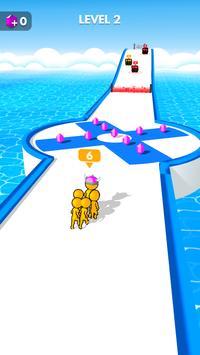 Crowd Battle 3D screenshot 1