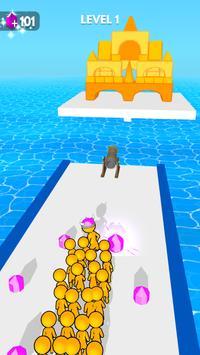 Crowd Battle 3D screenshot 5
