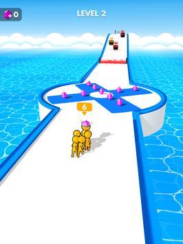 Crowd Battle 3D screenshot 8