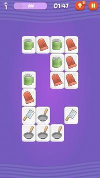 Mahjong Cook screenshot 3
