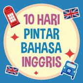 10 Hari Pintar Bahasa Inggris icon