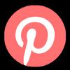 Pinterest Lite أيقونة
