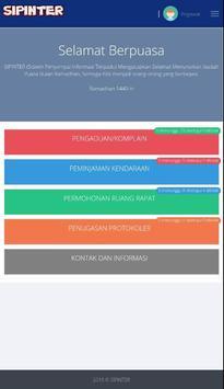 SIPINTER MTS Muhammadiyah 1 Malang screenshot 1