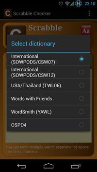 Word Checker screenshot 4