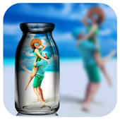 Pip Photo Frames Editor and Pip Collage Imagemaker icon