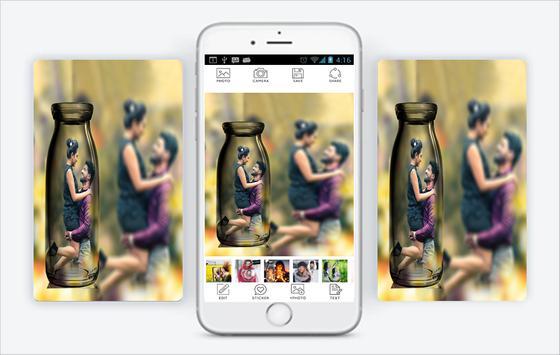 Pip Photo Frames Editor and Pip Collage Imagemaker screenshot 4