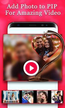 Pip Video Maker screenshot 3