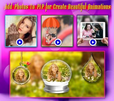 Pip Video Maker screenshot 8