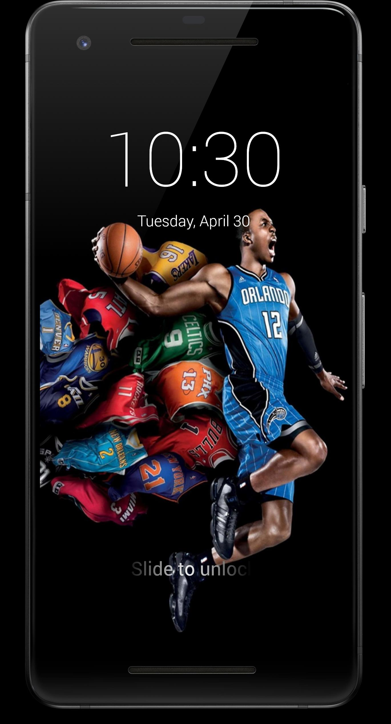 Basketball Nba Hd Lock Screen For Android Apk Download