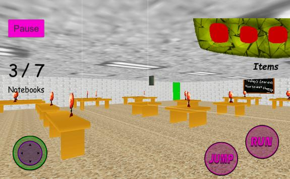 best basics learning and education:horror game screenshot 1