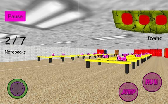 best basics learning and education:horror game screenshot 2