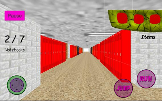 best basics learning and education:horror game screenshot 3