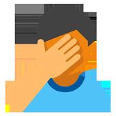 Facepalm - Stickers para WhatsApp (WAStickerApps) icon