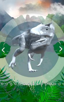 Dinosaurs 3D Coloring Book ảnh chụp màn hình 19