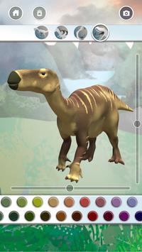 Dinosaurs 3D Coloring Book ảnh chụp màn hình 2