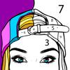 Enjoy Jogo de Colorir com Número ícone